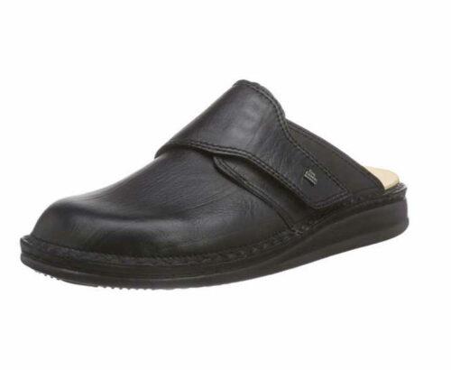 Herren Finn Comfort Pantoletten schwarz 45