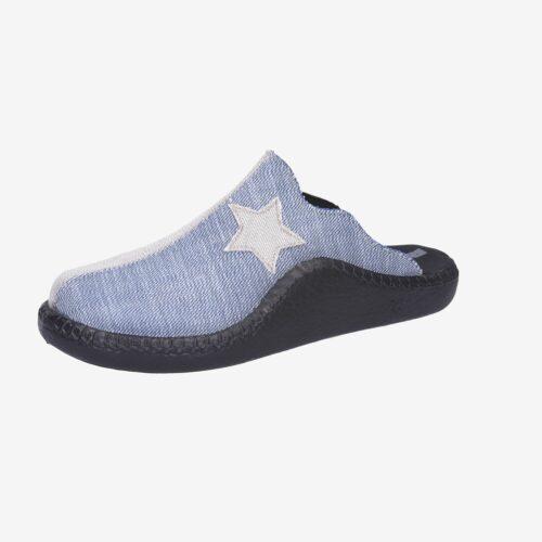 Westland Hausschuhe blau jeans-kombi 37