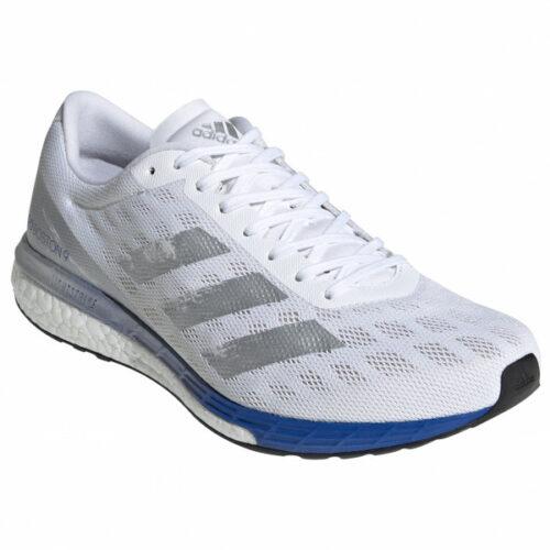 adidas - Adizero Boston 9 - Runningschuhe Gr 8 grau