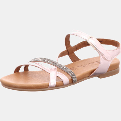 Damen Tamaris Klassische Sandalen lila/pink Da.-Sandalette 39