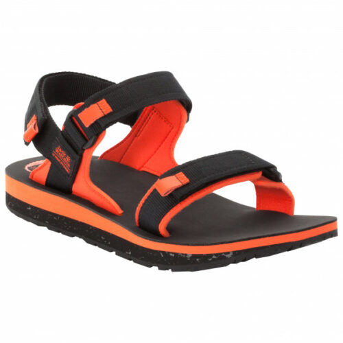 Jack Wolfskin - Outfresh Deluxe Sandal - Sandalen Gr 9 rot
