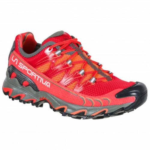 La Sportiva - Women's Ultra Raptor - Trailrunningschuhe Gr 37,5 rot/grau