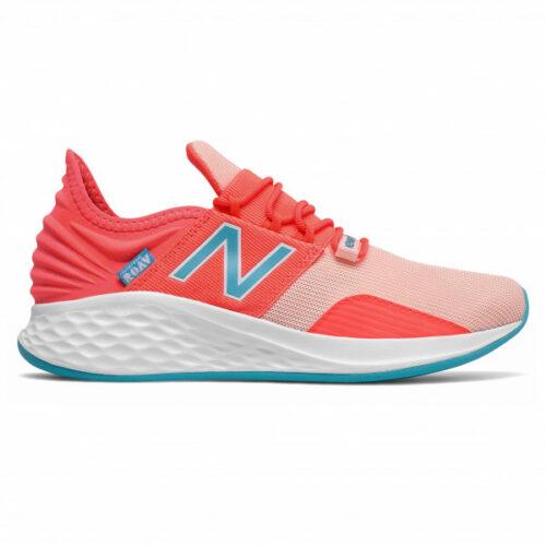 New Balance - Kid's Fresh Foam Roav Infant - Sneaker Gr 4 rot