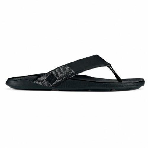 Olukai - Tuahine - Sandalen Gr 8 schwarz