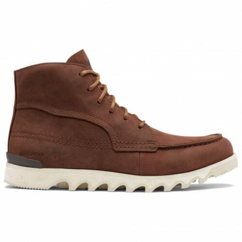 Sorel - Kezar Moc Waterproof - Sneaker Gr 12 braun/weiß