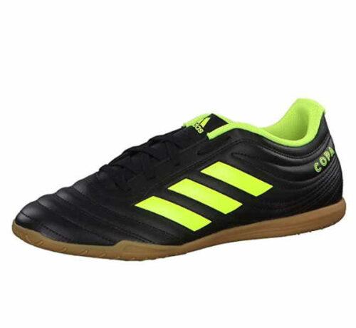 Unisex Adidas Hallenschuhe schwarz 46