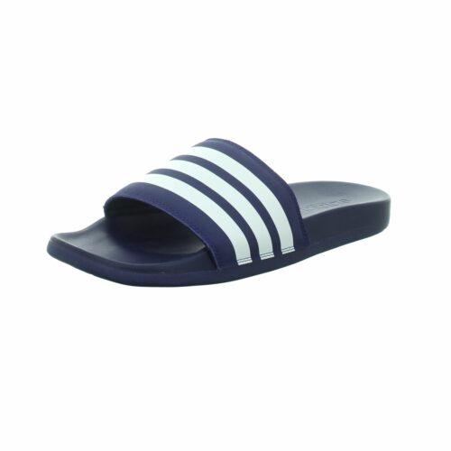 Adidas Pantoletten blau 6