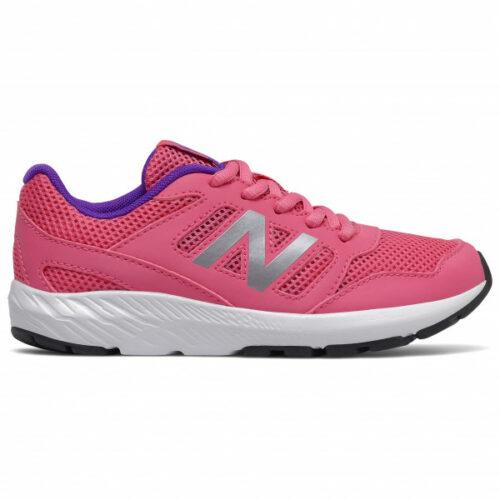New Balance - Kid's 570 Youth Schnürung - Runningschuhe Gr 3,5K rosa