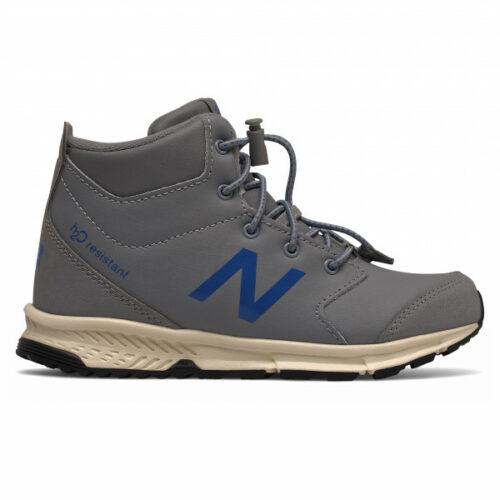 New Balance - Kid's 800 - Multisportschuhe Gr 3 schwarz/grau