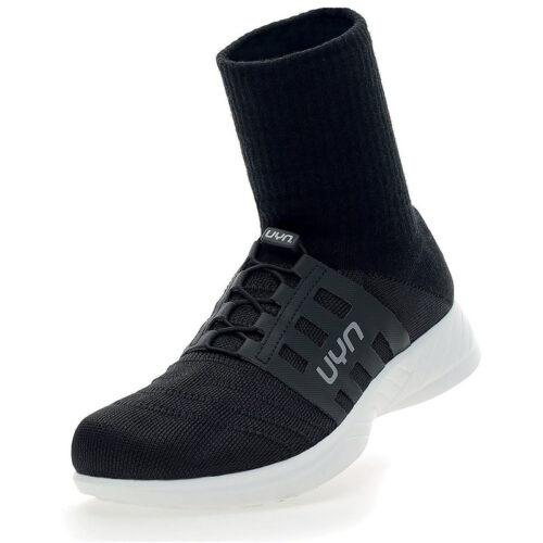 UYN 3D Ribs Stiefel Metal Tune Damen black 41